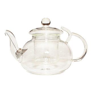 чайник стеклянный