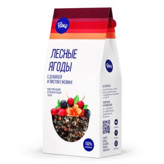 флорис лесные ягоды крымский чай купить