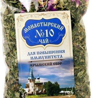 крымский чай купить монастырский